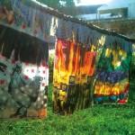 Cajun Prayer Flags