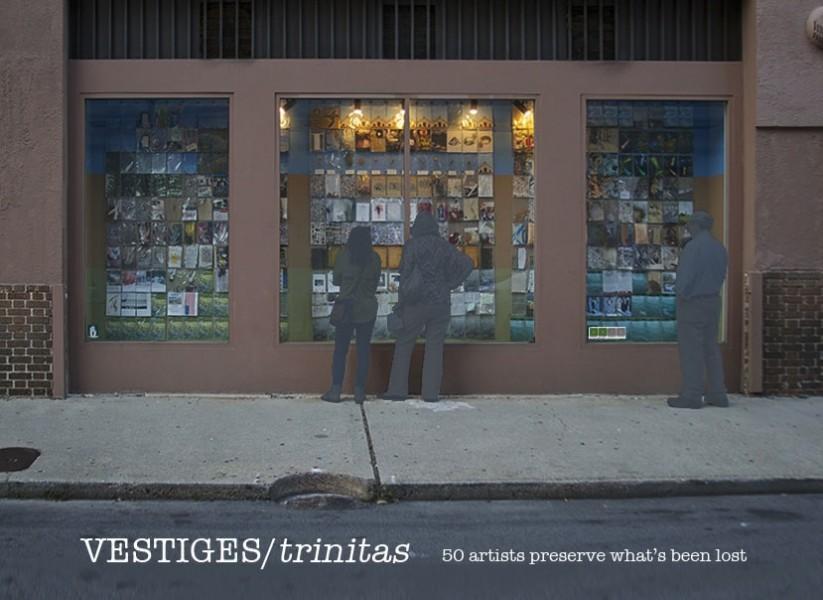 VESTIGES/trinitas