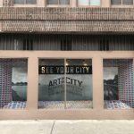 Artwork Banners Across Town